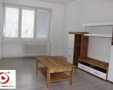 Na prenájom 2 - izbový byt s balkónom na Špačinskej ulici v Trnave