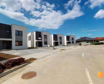 Novostavba 5 izb.rodinný dom RD1/B:132 m2,rovinatý pozemok 577 m2 v príjemnej lokalite Trnavy.
