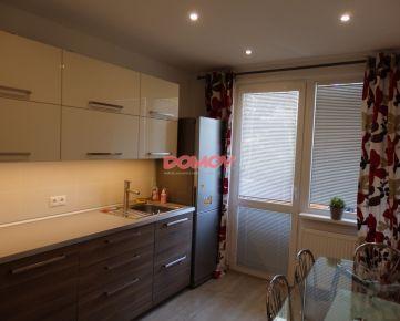 3-izb. pekný zariadený byt 70 m2, Budatínska ulica