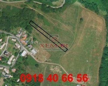 Na predaj veľký pozemok v Trnavej Hore