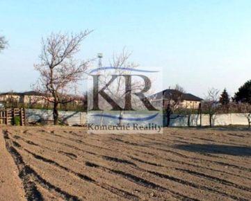 Veľký stavebný pozemok 1265m2 v obci Jelka na predaj