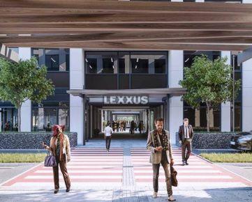 LEXXUS-PREDAJ, priestranný 2i byt v novej novostavbe v Ružinove, BA II