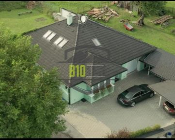 Nová cena! - Luxusný rodinný dom Možná Výmena - VIDEO