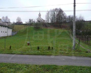 Pekný 22-árovy  pozemok 5km od Stropkova – Vyškovce