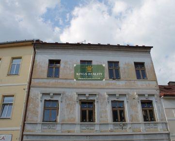 Príležitosť kúpy Meštianskeho domu v Banskej Bystrici