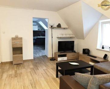 PRENÁJOM - 2 izbový byt - Nitra, Centrum