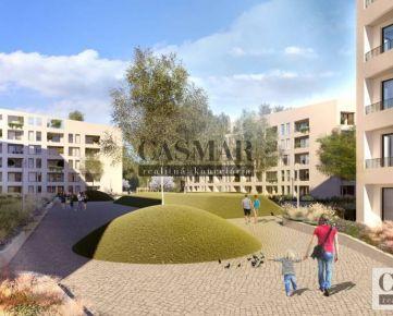RK CASMAR ponúka na predaj 3izb. byt B211 v projekte Prúdy