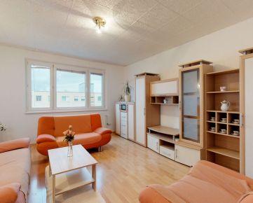 Predaj 3 izb. byt v pokojnej lokalite na Rajeckej ulici v Ba-Vrakuňa