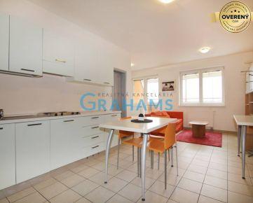 GRAHAMS - PREDAJ Apartmánu so 17m2 terasou v bytovom dome - Šustekova