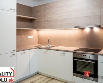 Novostavba 2 izb bytu s predzáhradkou v Pezinku
