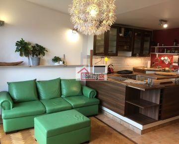 2,5i tichý byt, vhodný pre domáce zvieratá na Kopánke 500€+e