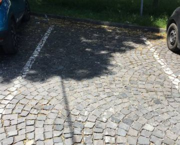 Ponúkame na prenájom parkovacie miesto - centrum Žilina