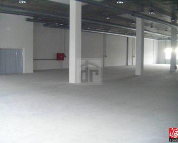 Direct Real - Vykurovaný skladový priestor 405m2 v murovanej hale