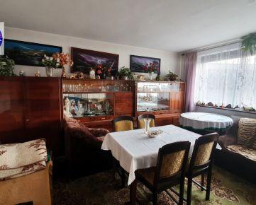 Rodinný dom Žilina - ROSINKY , pozemok 800 m2, kolaudácia 1997, pekný stav