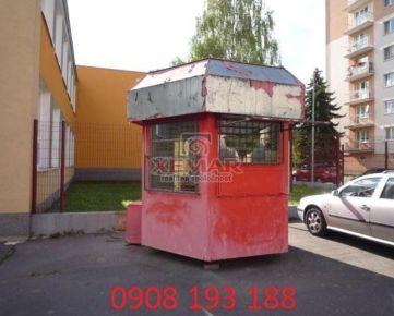 Na predaj novinový stánok v Žiari nad Hronom