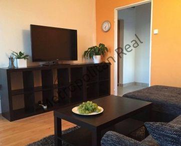 Pekný 3-izbový byt s balkónom v Ružinove v časti Pošeň