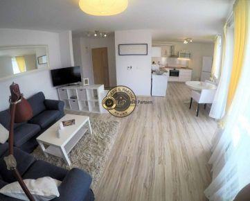 PREDANÝ Zariadená 2 izb. novostavba 62 m2 na RUSTAVELIHO ulici