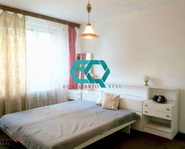 REZERVOVANY Priestranný 3 - izbový byt v meste Košice – Nad Jazerom s pekným prostredím