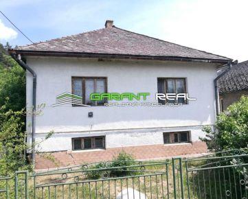 GARANT REAL - Predaj rodinný dom, pozemok 1923 + 1188 m2, Mičakovce, okr. Svidník