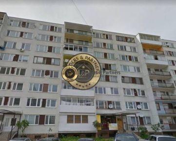 jednoizbový byt 29m2 na Jazere - Námestie kozmonautov.