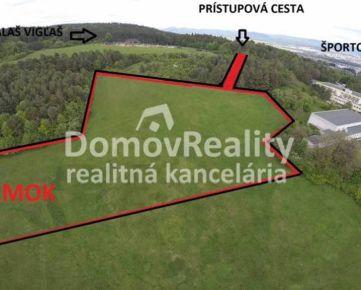 BOJNICE!!Exkluzívny pozemok na predaj v Bojniciach 21.453 m2