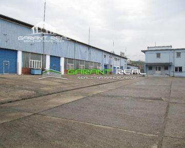 GARANT REAL - predaj výrobné a skladové priestory, haly, administratívna budova Prešov, širšie centrum