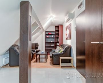 360° VIRTUÁLNA PREHLIADKA:: 2-izb. MEZONET, TERASA, CENTRUM, BA I. Staré Mesto, Medená