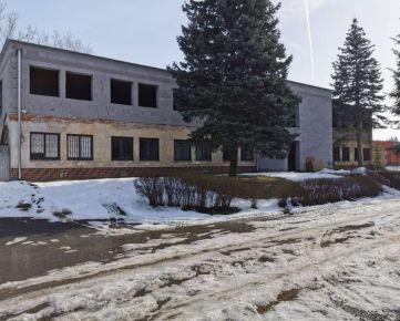 Administratívna budova + pozemok Prešov, Nižná Šebastová – virtuálna prehliadka