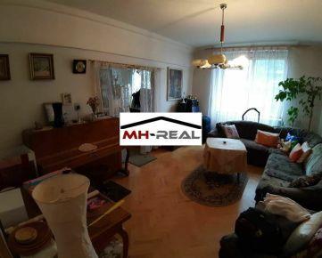 predaj  veľký 4-izbový  byt   v tehlovom bytovom dome  Sídlisko