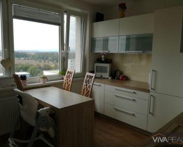 VIVAREAL* REZERVOVANÉ 3 izb. byt,výmera cca 65m2, balkón, sídl. Prednádražie, Trnava