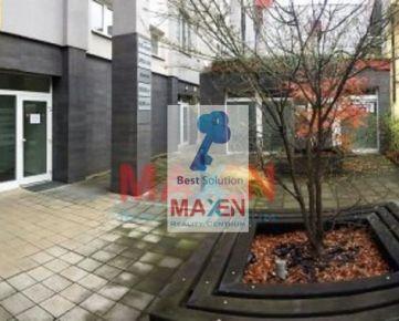 Prenájom: *MAXEN*, KOMERČNÝ PRIESTOR V CENTRE, 27 m2, Štúrová – Mlynárska, Košice