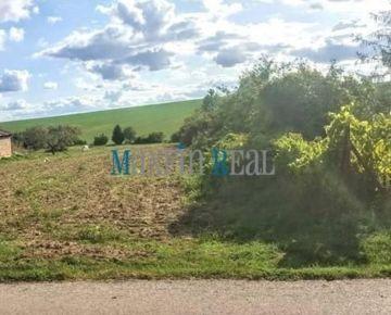 MAXFIN REAL na predaj pozemok na stavbu RD s IS 19 km od NR , Kapince