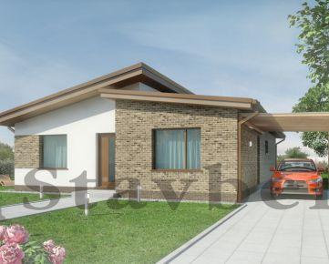 RD - Čečejovce, výstavba domu na kľúč