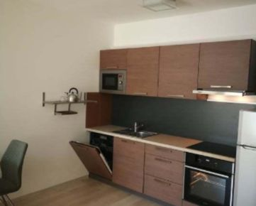 Prenájom úplne nový 1 izbový byt, Vukovarská ulica, Bratislava IV DNV