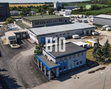 SKLAD - suchý systém / mraziareň / chladiareň / kancelárie - Nové Mesto nad Váhom