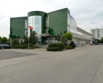 LEXXUS-PREDAJ, administratívno-prevádzková budova so skladmi, Trnávka
