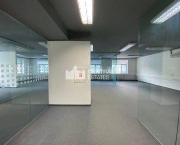 Lukratívne open space kancelárske priestory na prenájom v Bratislave