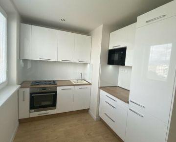 Novo zrekonštruovaný 4-izbový byt na Terasa ul. Humenská
