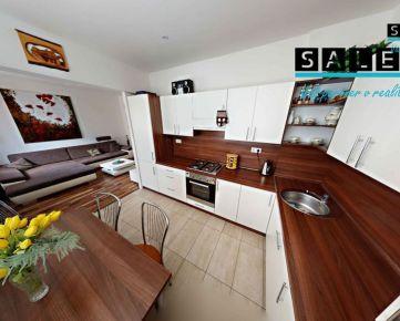 EXKLUZÍVNE- 2 izbový byt, ul. Obrancov mieru, Košice -Sever, 60 m2