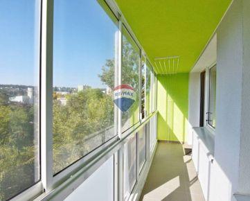 3 izb. byt s Loggiou na Terase, 5. posch, ul. Nešporova