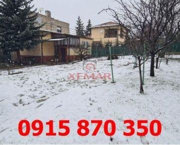 Na predaj rodinný dom v meste Nitra, mestská štvrť - Zobor
