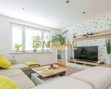 PREDAJ - moderný 3- izbový byt na Jilemnického ulici