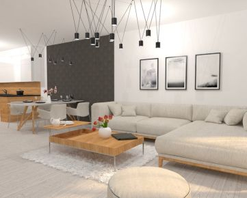 Novostavba 5 izbový rodinný dom s vlastnou garážou 1C