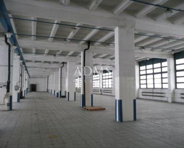 Výrobno - skladový objekt Trenčín