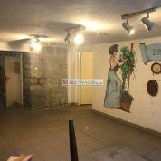 Reštauračné priestory 75m2, pôvodný stav