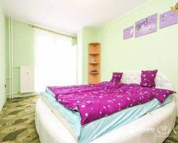 IBA U NÁS!!! 4-izbový mezonet 84m2 + balkón, Halalovka - Trenčín