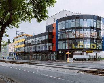 prenájom Kancelárií, Bratislava III, Nové mesto, Račianska
