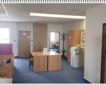 ID 2591  Prenájom: kancelárie, 92+90 m2, centrum