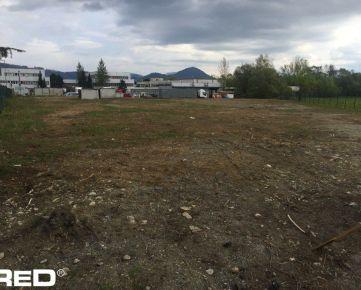 Pozemok Žilina - priemyselná zóna