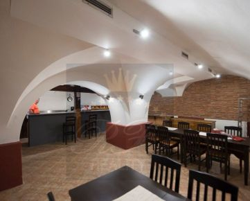 *RFReality* veľký,podzemný priestor pre bar / reštauráciu - centrum
